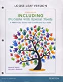 img - for Including Students with Special Needs: A Practical Guide for Classroom Teachers book / textbook / text book