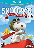 Snoopy's Grand Adventure - Wii U by Activision Classics