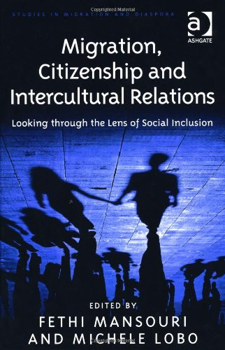 Migration, Citizenship and Intercultural Relations (Studies in Migration and Diaspora)
