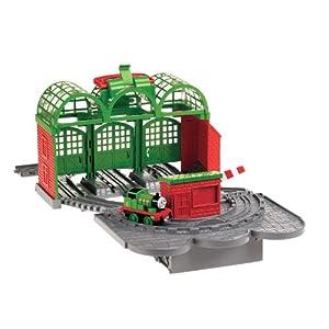 Thomas the train knapford station playset