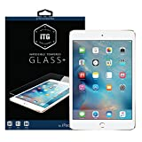 PATCHWORKS ITG Plus - Impossible Tempered Glass for iPad mini 4 - 表面硬度9Hの日本産強化ガラス製フィルム (iPad mini 4)