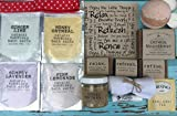 The Spa Relaxation Bath Package Pamper Perfect Gift with a Bath Bomb, Salt, Scrub, All Natural Soap and so much more (Main)