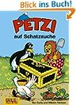 Petzi, Bd.16, Petzi auf Schatzsuche
