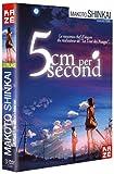 echange, troc Makoto Shinkai - Coffret collector: 5cm per second + The voices of a distant star