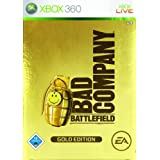 "Battlefield: Bad Company - Limited Gold Editionvon ""Electronic Arts GmbH"""