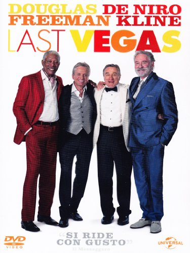 Last Vegas [IT Import]