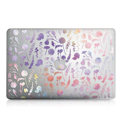 kwmobile-pegatina-sticker-diseno-acuarela-de-flores-para-apple-macbook-air-13a-partir-de-mediados-de