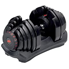 Bowflex SelectTech 1090 Adjustable Dumbbell (Single) by Bowflex