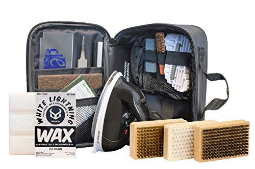 Demon Complete Tune Kit with Wax and Brush Kit (Demon Snowboard Wax compare prices)