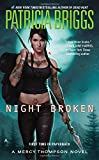 img - for Night Broken (Mercy Thompson) book / textbook / text book