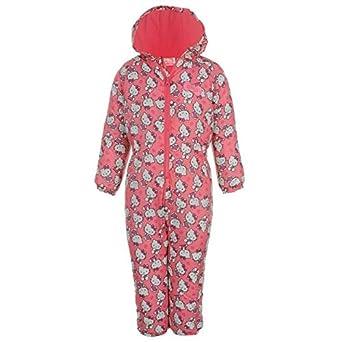 Hello Kitty Kids Kitty Suit InGl43 Pink 4-5 Yrs