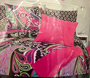 Amazon Cynthia Rowley 8 Piece Twin Twin XL forter