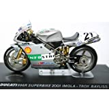 Troy Baliss Race Ducati in new Silver Livery. Brand New and Awesome!by Unknown