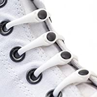 Hickies Kids Elastic No-tie Shoelaces from HICKIES