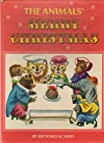 Animals Merry Christmas (0601070143) by Richard Scarry