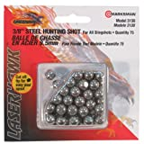 Marksman 3/8 Steel Shot, 75ct