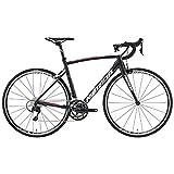 MERIDA(メリダ) ロードバイク RIDE 400(ライド400) 2016モデル(シルク MET.ブラック/ランプレ T-レプリカ) 50サイズ (AMR040505/EWKQ)