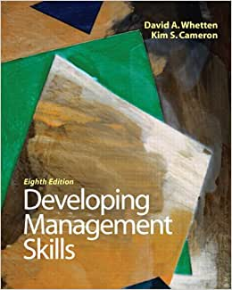 Developing Management Skills Plus 2014 MyManagementLab With Pearson EText -- Access Card Package (8th Edition)