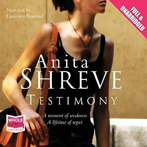 Testimony | [Anita Shreve]