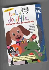 Amazon Baby Dolittle Neighborhood Animals Movies Amp TV