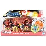 Playskool Adventure Heroes Fireman Figures MULTI