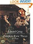 Complete Lyric Pieces for Piano (Dove...