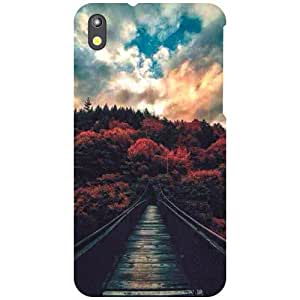HTC Desire 816 Back Cover - Pathway Designer Cases