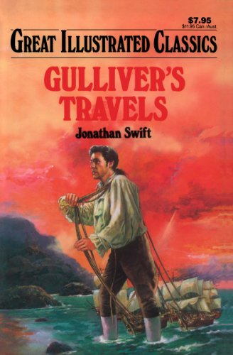 Jonathan Swift - Gulliver's Travels Great Illustrated Classics