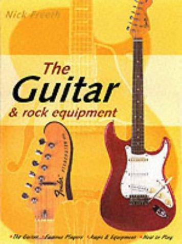 Guitar and Rock Equipment Book