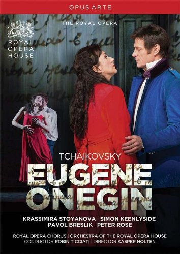 TCHAIKOVSKY: Eugene Onegin (Royal Opera House, 2013) [DVD]