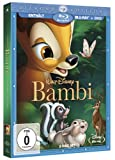 Image de Bambi - Combo Box (Bluray & Dvd) - Limitierte Aufl [Blu-ray] [Import allemand]