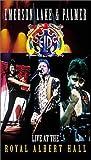 Emerson Lake & Palmer - Live at the Royal Albert Hall [VHS]