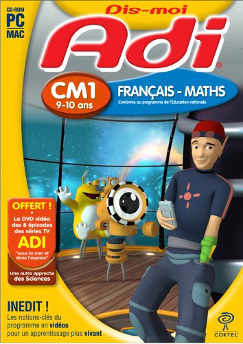 Dis-moi Adi CM1 [French Version]