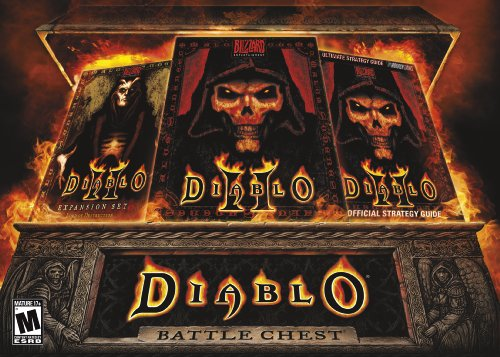 Diablo Battlechest [New Version] (Diablo 3 Pc compare prices)