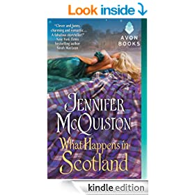 What Happens in Scotland (Second Sons)