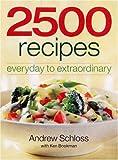 2500 Recipes: Everyday to Extraordinary image