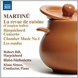 La Revue De Cuisine Harpsichord Concerto Chamber M