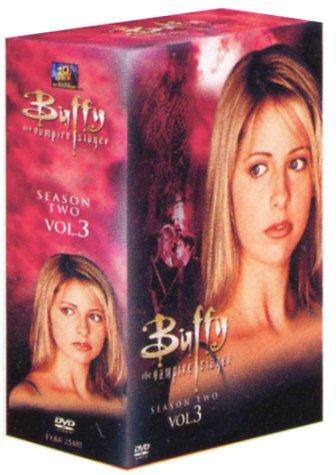 吸血キラー 聖少女バフィー シーズン II DVD-BOX vol.3