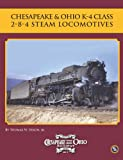 Chesapeake & Ohio K-4 Class 2-8-4 Steam Locomotives