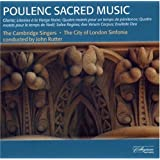 Poulenc: Sacred Choral Works