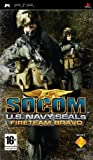 SOCOM: U.S. Navy SEALs Fireteam Bravo with Headset (PSP)
