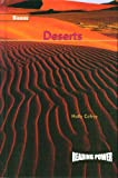 img - for Deserts (Biomes) book / textbook / text book