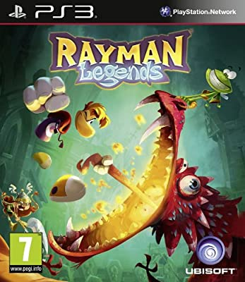 Rayman Legends (PS3) by Ubisoft