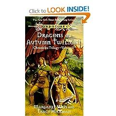 Dragons of Autumn Twilight (DragonLance Chronicles, Vol. 1)