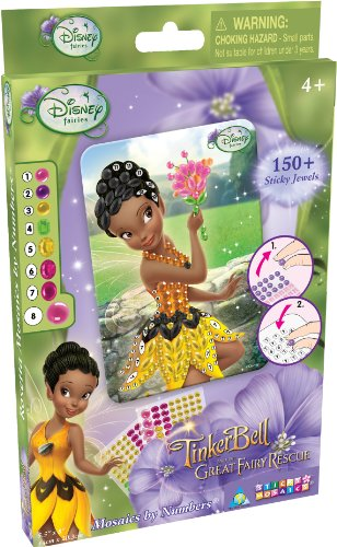 The Orb Factory Sticky Mosaics – Disney Fairies Iridessa Single