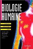echange, troc Eric Périlleux - Biologie humaine: Anatomie, physiologie, santé
