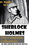 Image of SHERLOCK HOLMES: The Complete Collection (Including all 9 books in Sherlock Holmes series)