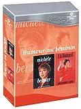 echange, troc Collection Platinium Series 2 VHS - Humour au féminin : Michèle Bernier : Le démon de midi / Anne Roumanoff : A la Roumanoff