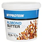 MyProtein Almond Butter, Natural, (No...