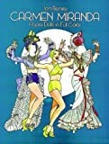 Carmen Miranda Paper Dolls